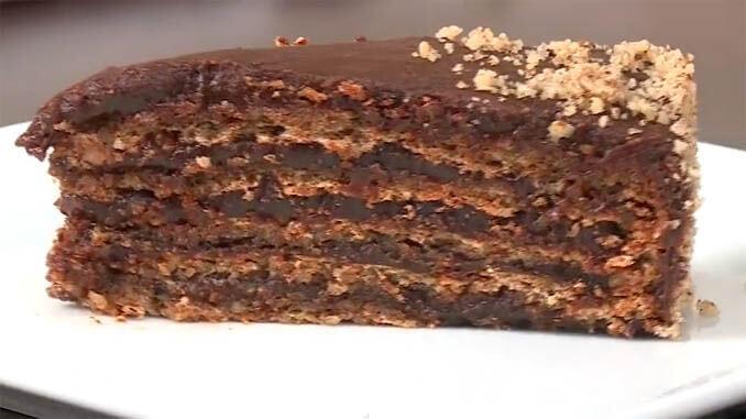 Торта Гараш – създадена в България